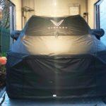 Xe ô tô của Vinfast xuất hiện tại Paris Motor Show
