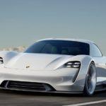 Porsche Taycan siêu sedan đáng mơ ước