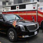 Tổng thống Mỹ Donald Trump bắt đầu dùng siêu Limousine mới