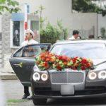 John Tuấn Nguyễn dùng Bentley chục tỷ rước dâu