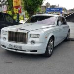 Rolls royce Phantom Spirit of Ecstasy Edition tái xuất trên phố