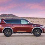 Nissan Armada 2019 nhiều tính năng hiện đại