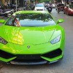 Lamborghini Huracan và Bentley Mulsanne giá hơn chục tỷ ở Hải Phòng