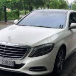 Mercedes S400 của Trấn Thành bán lại giá hơn 2,9 tỷ đồng