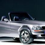 Xe SuV mui trần hạng sang BMW Z18 tại sao không sản xuất