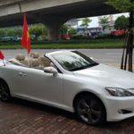Lexus Ls250 mui trần giá 1,2 tỷ cực đẹp