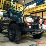 Toyota Land Cruiser độ 1 tỷ hầm hố ở Sài Gòn