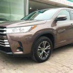 Ngắm xế sang Toyota Highlander 2018 giá trên 2,6 tỷ ở Hà Nội
