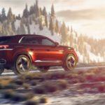 Volkswagen Atlas Cross Sport tuyệt đẹp cho đô thị