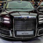 Aurus Senat đẳng cấp xe siêu sang của Nga