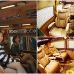 Ngắm nhìn nội thất Limousine những xe khách ở Việt Nam
