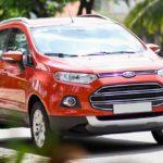 Bảng giá bán xe Ford tháng 9/2018