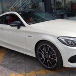 Bảng giá bán xe Mercedes tháng 9/2018