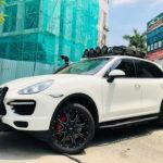 Ngắm Porsche Cayenne độ thành xe Off road cực ngầu của dân chơi Việt