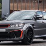 Range Rover Sport SVR độ tuyệt đẹp bởi Kahn Design ra mắt