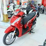 Bảng giá bán tất cả các dòng xe máy Honda tháng 9/2018 tại Việt Nam