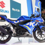 Bảng giá tất cả dòng xe máy Suzuki tháng 9/2018 tại Việt Nam