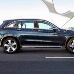 Mercedes GLC L dài hơn 10 cm bản tiêu chuẩn