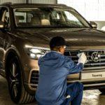 Xế sang Volkswagen 2019 đến Việt Nam