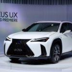 Lexus UX250h sang trọng và nhỏ gọn