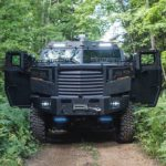 Inkas Superior siêu xe SUV hầm hố chống đạn