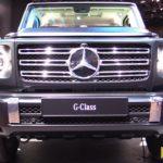 Choáng nội thất siêu đẹp và sang trọng của Mercedes G500