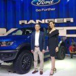 Xe bán tải hiệu suất cao Ford Ranger Raptor ra mắt giá gần 1,2 tỷ đồng