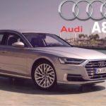 Chân dài Trung Quốc đánh giá xe siêu sang Audi A8L 2019