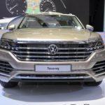 Volkswagen Touareg 2019 ngày càng sang trọng hơn