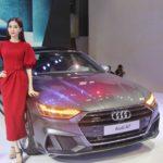 Audi A7 mới đẹp và tươi trẻ cho người thành đạt