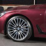 Siêu phẩm BMW màu tím siêu đẹp