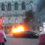 2 siêu xe Lamborghini Huracan Performante đã bị cháy ở Mỹ