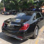 Đại gia Hà Nội mua Maybach S650 đầu tiên giá 16,3 tỷ đồng