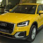 Bảng giá bán xe sang Audi tháng 10/2018