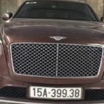 Bentley Bentayga giá 20 tỷ của đại gia Hải Phòng tái xuất