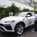Video đại gia Minh nhựa cầm lái siêu xe SUV Lamborghini Urus gần 20 tỷ