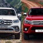 Ở Việt Nam xe bình dân có Toyota, xe sang chọn Mercedes ?
