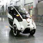 Toyota I Road xe điện cho đô thị tương lai