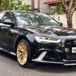 Audi A6 độ Body kít kiểu Audi RS6 bán giá 2,1 tỷ đồng
