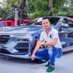 Hùng Lâm Xehay mua thêm xe Vinfast giá 880 triệu đồng