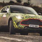 Siêu xe SUV Aston martin DBX sẽ cạnh tranh Lamborghini URUS