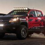 """Chevrolet Colorado ZR2 độ thành """"vua địa hình"""" cho sa mạc"""