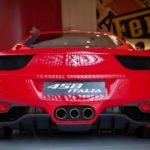 Siêu xe Ferrari 458 italia hàng giả đánh lừa thị giác của 95% người xem