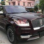 Đại gia Hà Tĩnh mua hàng khủng Lincoln Navigator 2018 giá 9 tỷ