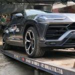Siêu xe SUV Lamborghini URUS của đại gia Nha Trang giá hơn 25 tỷ đồng