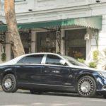 Đánh giá xe siêu sang Maybach S560 2018 giá gần 12 tỷ ở Hà Nội