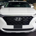 Lịch trưng bày xe Hyundai Santa Fe 2019 tại đại lý chính hãng khắp Việt Nam