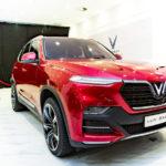 Hấp dẫn với nhiều Option cơ bản của Vinfast Sedan