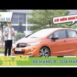 Đánh giá chi tiết Honda Jazz RS giá 700 triệu sau thuế tại Việt Nam