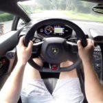 Cảm giác ngồi siêu xe Lamborghini Huracan ở Việt Nam như thế nào ?